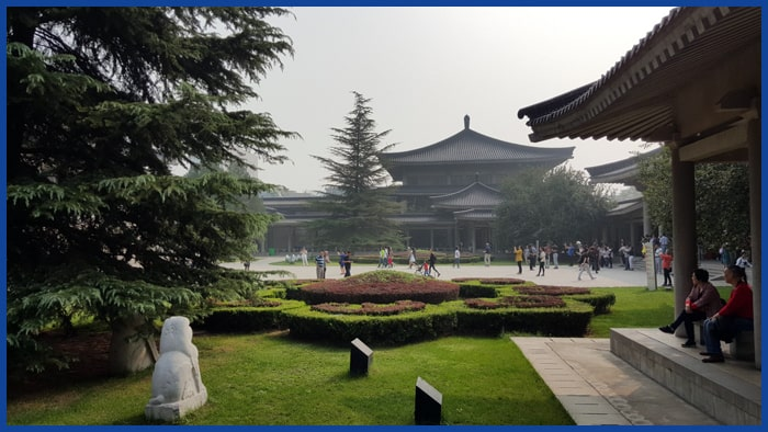 Xi'an – Dunhuang Terracota warriors tour