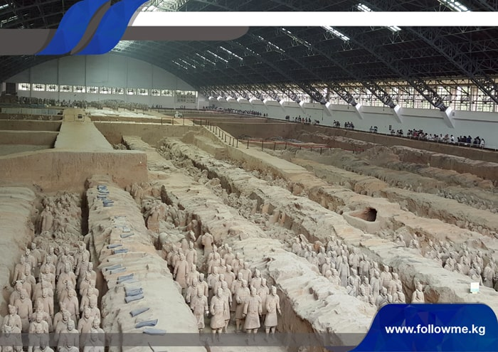 Terracota warriors Tour