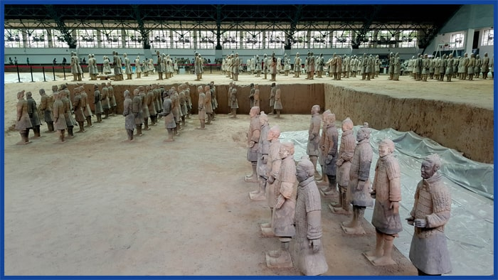 Terracota warriors Tour China tours