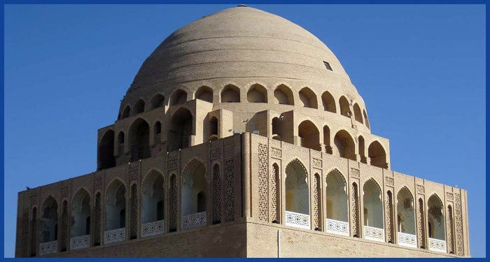 Sacred Points Turkmenistan Tours