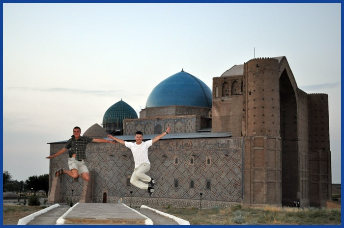Tour to the Dream Kazakhstan tours